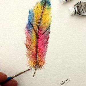 Fun Feathers!