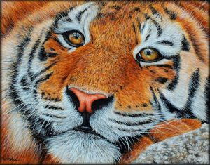 How to Paint Animals in Watercolor - Tiger PDF Lesson