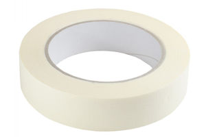 Low tack masking tape used in watercolour paintings