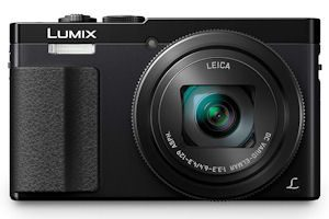 Panasonic Lumix recommended by Paul Hopkinson