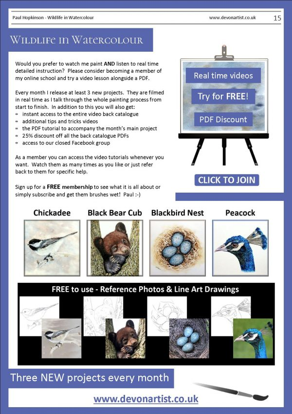 Paul Hopkinson PDF tutorials