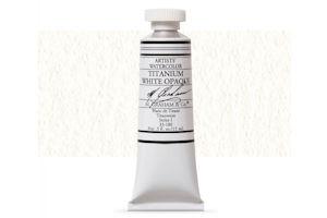 M. Graham titanium white opaque watercolour