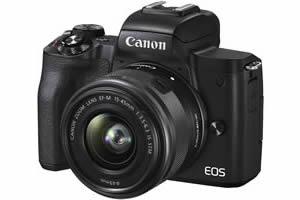 Canon M50 Mark II Filming Camera